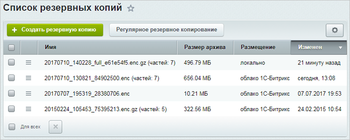 Где находится php ini в битрикс торговый каталог битрикс параметры